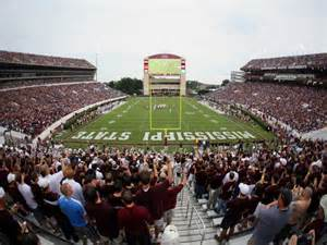 Davis Wade Stadium Mississippi State University