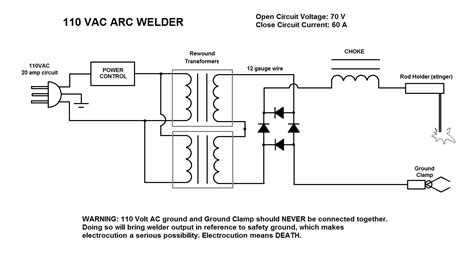 Welding Transformer Wiring Diagram by The Frame Is Wood The Welding And Power Cables Are From
