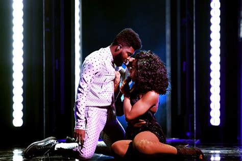 Khalid & Normani Perform 'love Lies' At Billboard Music