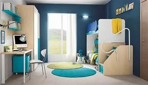 Decoration Chambre D Enfant : 24 id es de d coration pour chambre d 39 enfant ~ Teatrodelosmanantiales.com Idées de Décoration