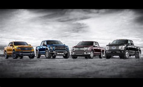ford previews future full of performance suvs trucks
