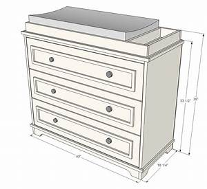 Ana White Fillman Dresser or Changing Table - DIY Projects