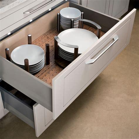 kitchen plate organizer hafele fineline quot kitchenware and plate organizer 2444
