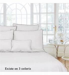 Linge De Maison Descamps : linge de lit soldes descamps ~ Melissatoandfro.com Idées de Décoration