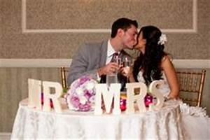 mr mrs on pinterest sweetheart table mr mrs and head With mr and mrs wooden letters michaels