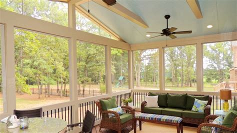 Choosing Between a Sunroom or Enclosed Porch   Angie's List