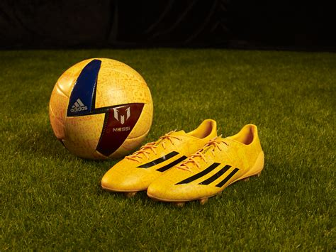 Boat Ball by Football Boot Relese Adidas Unveils New Adizero F50 Messi