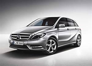 Nouvelle Mercedes Classe B : classe b ~ Nature-et-papiers.com Idées de Décoration