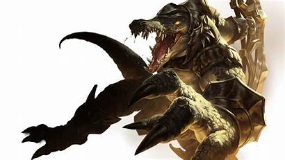 Renekton Shurima Wallpapers Sands Butcher