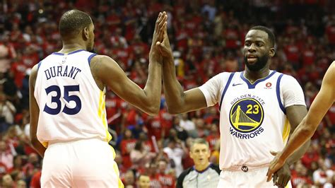 Warriors Beat Rockets On Road In Game 1 Of West Finals