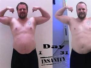 "Day 60 - Insanity Workout with Shaun T - ""Final Results ..."