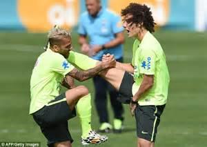 MARTIN SAMUEL:Neymar's injury has left Luiz Felipe Scolari ...