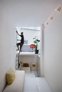 Update  Tiny Apartment In Madrid Packs A Lot In 200 Square