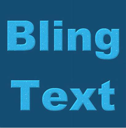 Gimp Text Bling Thumbnail Recognize 1576 Kib