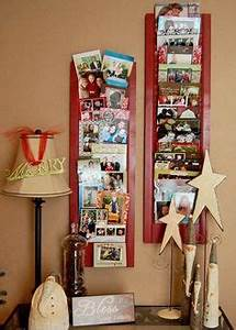 1000 images about Christmas card holders on Pinterest