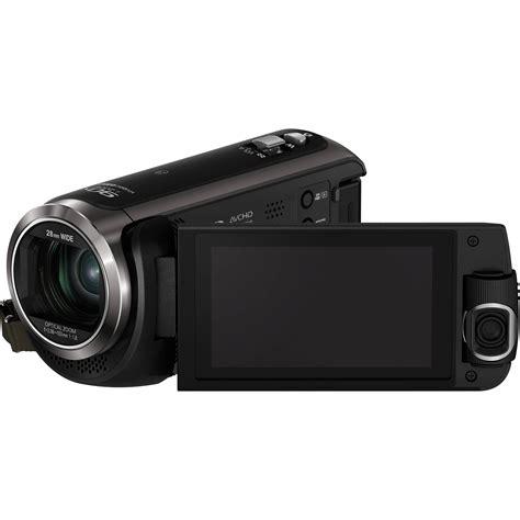Panasonic Hc-w570 Hd Camcorder Hc-w570k B&h Photo Video