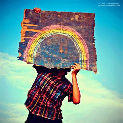 Mr Rainbow By Ooreinoo On Deviantart