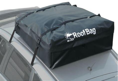 Buy Car Top Carrier by 100 Waterproof Car Top Carrier 11 Cu Ft Black Ebay