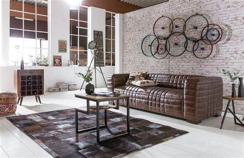 sofa kunstleder braun kasper wohndesign sofa kunstleder braun 3 sitzer 187 step 171 kaufen otto