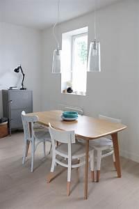 mes chaises de bistrot en skylight poligom With meuble de salle a manger avec mobilier deco scandinave
