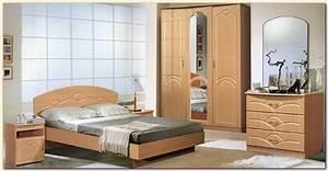 12 idees de deco pour une chambre lumineuse With les chambre a coucher en bois