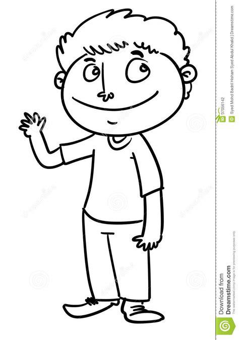 cartoon man stock illustration illustration  illustrate
