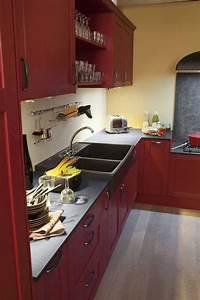 Association De Couleur : belle association de couleurs pour cette cuisine ~ Dallasstarsshop.com Idées de Décoration