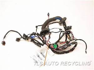 2018 Body Wire Harness - 1067957-00-edriver Front Door Wire Harness - Used