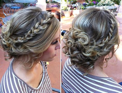 335 Best Images About Prom Or Wedding Hair. On Pinterest