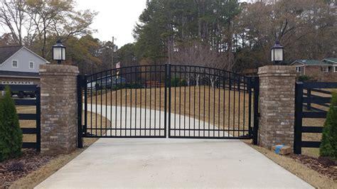 driveway gates atlanta driveway gates and entries