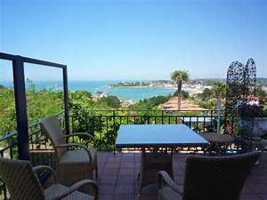 chambre d39hotes a ciboure avec piscine et vue mer With location chambre d hotes pays basque