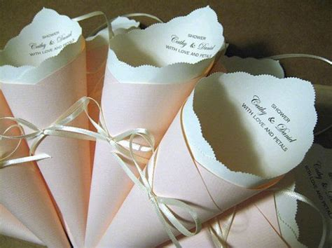 confetti cones ideas  pinterest wedding