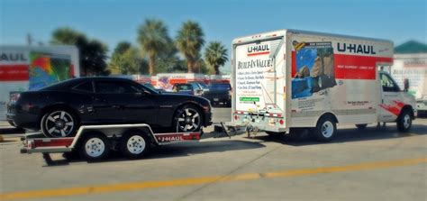 Fedex Auto Transport by How To Drive A Moving Truck With An Auto Transport