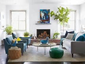 hgtv livingrooms contemporary home makeover fireplaces tables and plants