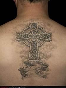 La Cruz celta para un tatuaje