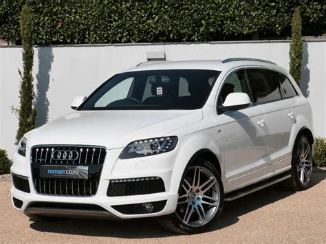 Audi Q7 For Sale by Used White Audi Q7 For Sale Dorset