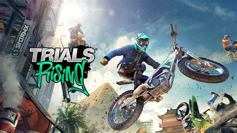 trials rising video  presentazione prime immagini