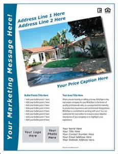Real Estate Flyer Templates Free