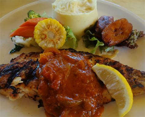anguille cuisine one of anguilla 39 s best non seaside restaurants andy 39 s