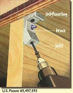 squeak relief floor repair kit squeakyfloorcom With how to stop a wood floor from squeaking