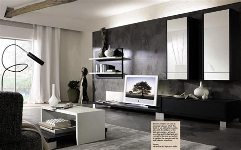 3536 black white grey living room evim i 231 in şey modern tv 220 niteleri