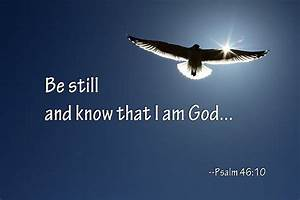 """Be Still and Know That I am God"" Posters by Corri Gryting ..."