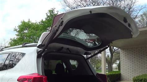 aftermarket power liftgate installation youtube