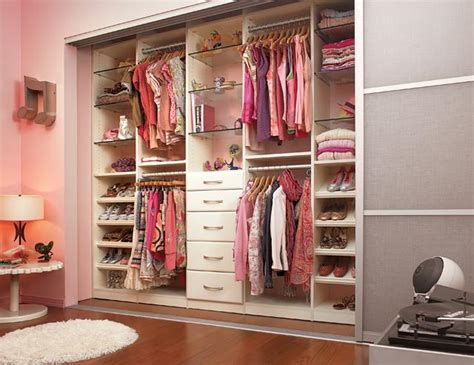 Kids' Closets & Teen Closets   Storage Solutions & Organization Ideas