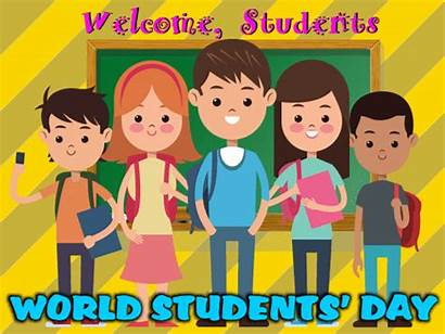 Students Welcome Cards Card Greetings Events Greeting