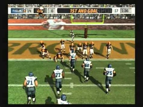 madden nfl  historic teams special  seattle seahawks