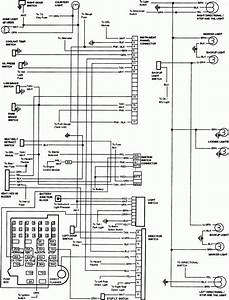 1989 Chevy Truck Wiring Diagram