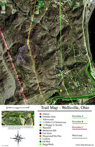 wellsville trails maplets