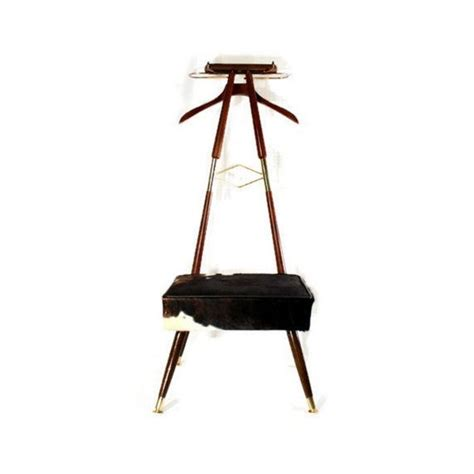 Vintage Mens Valet Chair by Vintage Mens Valet Butler Chair Upcycled Hair On By