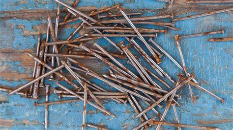 tetanus rust discovery shutterstock